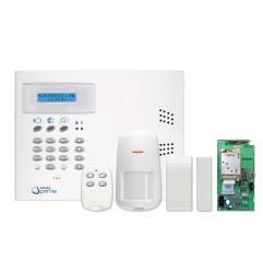 Pack alarme sans fil Infinite Prime GSM