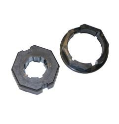Adaptateur octogonal 57 mm pour moteur Nice ERA M