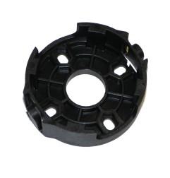 Support compact en plastique à 6 pans creux à entraxe 44/48 mm