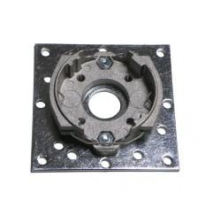 Support platine 100x100 mm pour moteur Nice ERA L