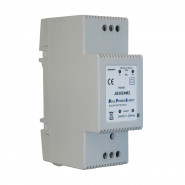 Alimentation 230Vac / 24Vdc 30W 1,2A - 2 modules