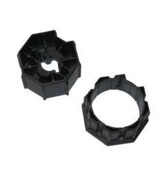Adaptateur octogonal 60 mm pour moteur Geiger
