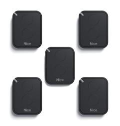 Kit 5 télécommandes 2 touches FLO2RE