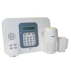 Pack alarme sans fil Commpact autosurveillance gratuite