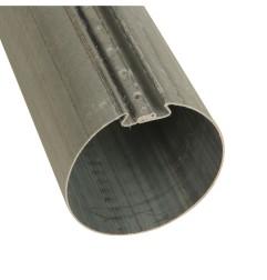 Tube acier galvanisé Deprat 89 mm (1 mètre)