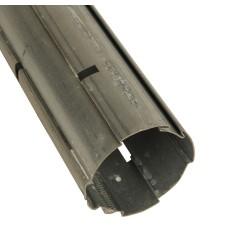 Tube acier galvanisé Deprat 53 mm (3 mètres)