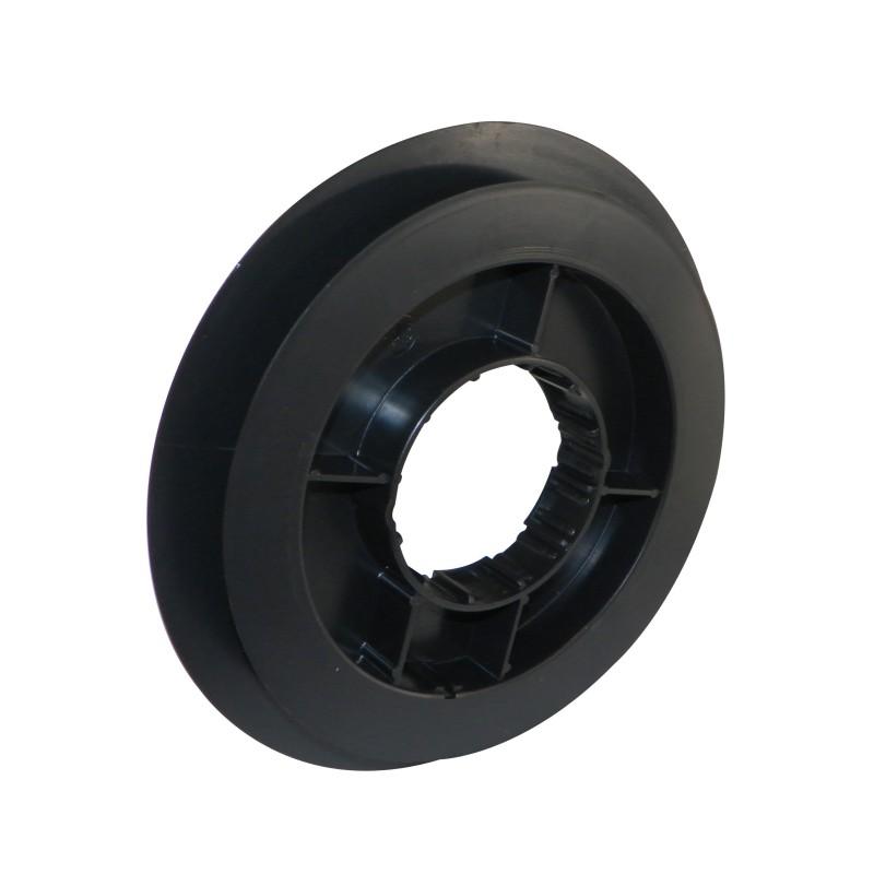 poulie 193 mm clipser depse1125 pour tube de volet roulant. Black Bedroom Furniture Sets. Home Design Ideas