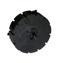 Moyeu pour poulie - trou hexagonal 10 mm