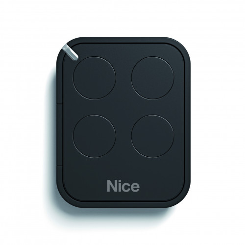 T l commande nice flo4re pour portail porte de garage et for Telecommande porte de garage nice