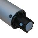 Kit radio ERM complet jusqu'à 28 Kg avec 2m de tube octogonal 60 mm