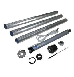 Kit ERA octo 60 mm télescopique pour store et volet électrique 56 Kg