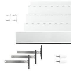 TABLIER PVC L60/H120   RECOUPABLE