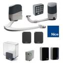 NICE POPKIT 7124 avec 2 télécommandes ON2E et un clavier EDSWGR01