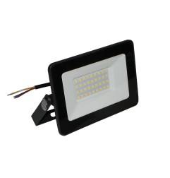 Projecteur extérieur LED aluminium 30 W à fixer