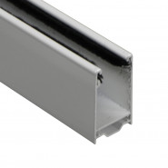 Coulisse tradi ZF blanche 45 x 27 mm (2 mètres)
