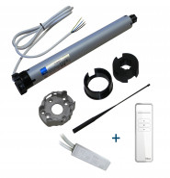 Kit rénovation radio ERA 15 Kg pour tube rond DEPRAT 62 mm
