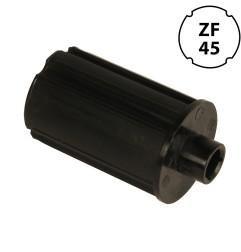Embout pour tube ZF45 – nez carré 8 mm