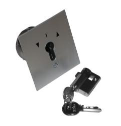 Boite à clés à encastré ID