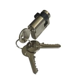 Demi-cylindre européen clés réglable ID Geba