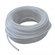Rouleau 50m cable blanc 4x0,75 Somfy