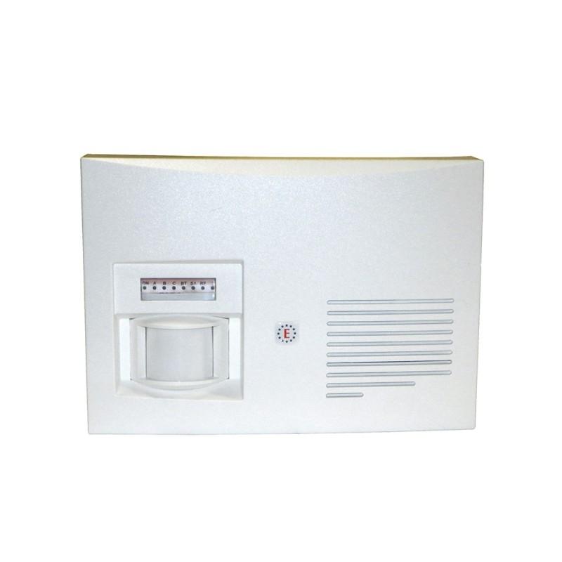 Alarme GSM Euromatik 100% radio avec détecteur intégré