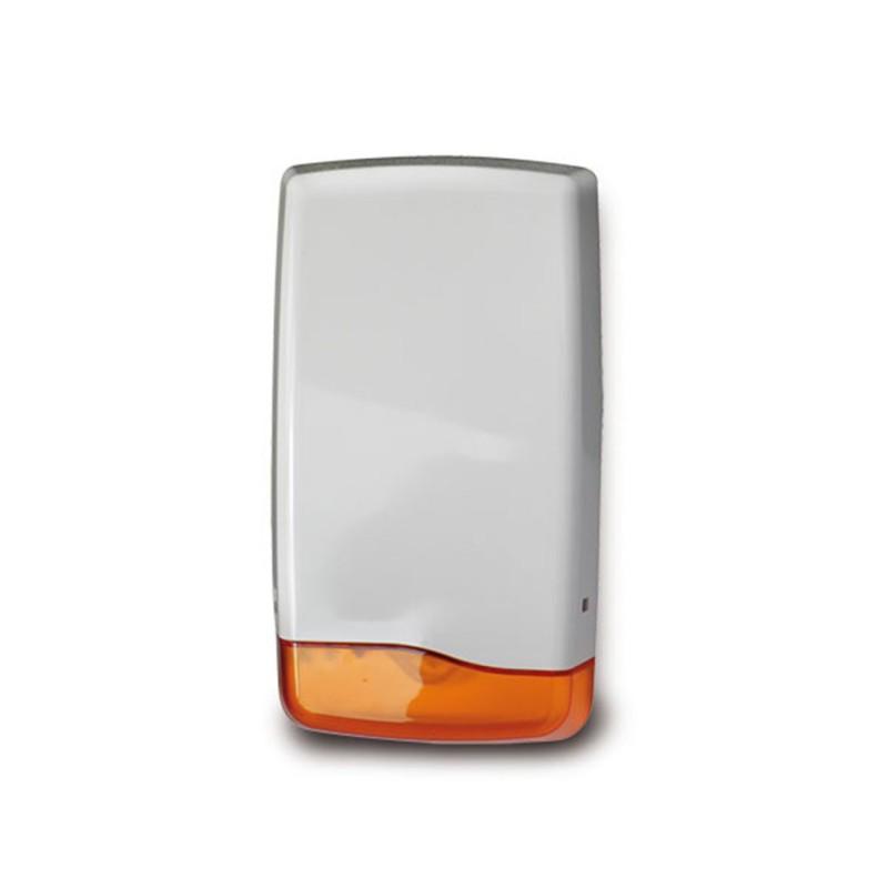 El4726 sir ne ext rieure sans fil commpact infinite prime - Sirene alarme exterieure sans fil ...