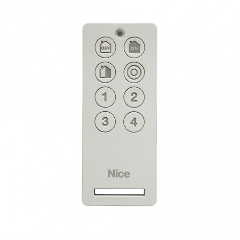 Télécommande NICE 8 canaux bidirectionnel
