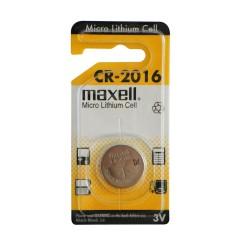 Pile bouton lithium 3V 90 mAh