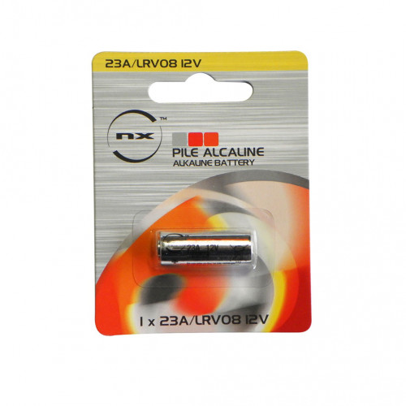 Pile alcaline LRV08 23A12V 23A