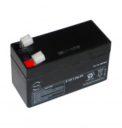 Batterie étanche 12 volts 1.2 Ah pour sirène extérieure