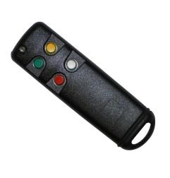 Télécommande 4 touches pour alarme Euromatik