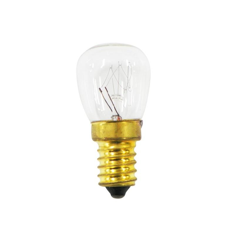 ampoule 230v 15w transparente blanche vis. Black Bedroom Furniture Sets. Home Design Ideas