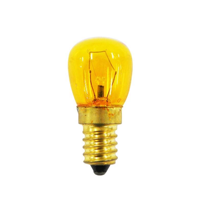 ampoule 230v 40w orange vis. Black Bedroom Furniture Sets. Home Design Ideas