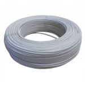 Câble 10x0,22mm² souple blanc - Vendu au mètre