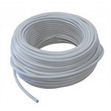 Câble 2 x 1mm² souple blanc - Vendu au mètre