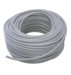Câble 4 x 1mm² souple blanc - Vendu au mètre