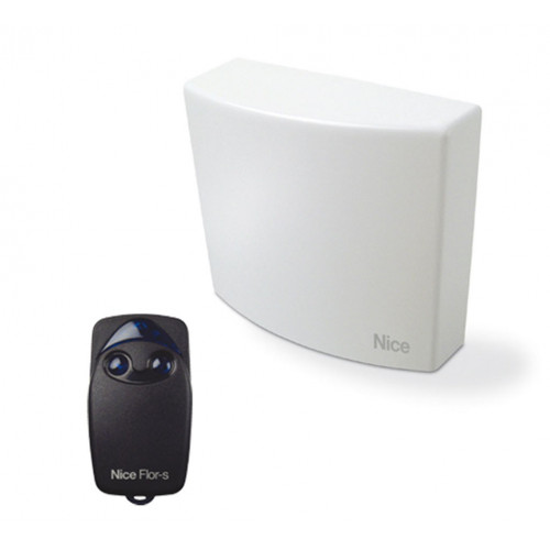 Kit radio avec 1 t l commande pour rideau m tallique store et volet - Telecommande pour porte de garage ...