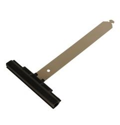 Attache de tablier à crochet pour tube octogonal et lame de 14 mm