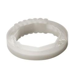 Bague pour tube octo 60 mm pour verrou de sécurité