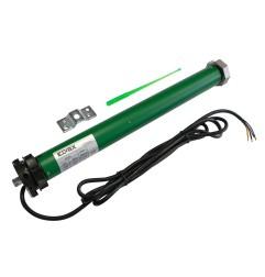 Moteur tubulaire filaire ELVOX pour tube octo 60 mm – 40 Nm