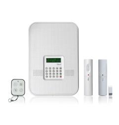 Kit alarme RTC et GSM 100% radio Nice