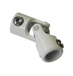 Genouillère acier laqué : Rond 12 mm / Rond 13 mm