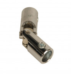 Genouillère acier Ø 18 mm : Rond 13 mm / Hexagonal 10 mm