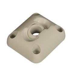 Guide à rotule pour tige ronde Ø12 mm