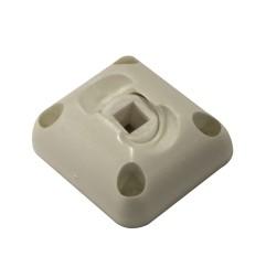 Guide à rotule pour tige carrée 8 mm ZFD122