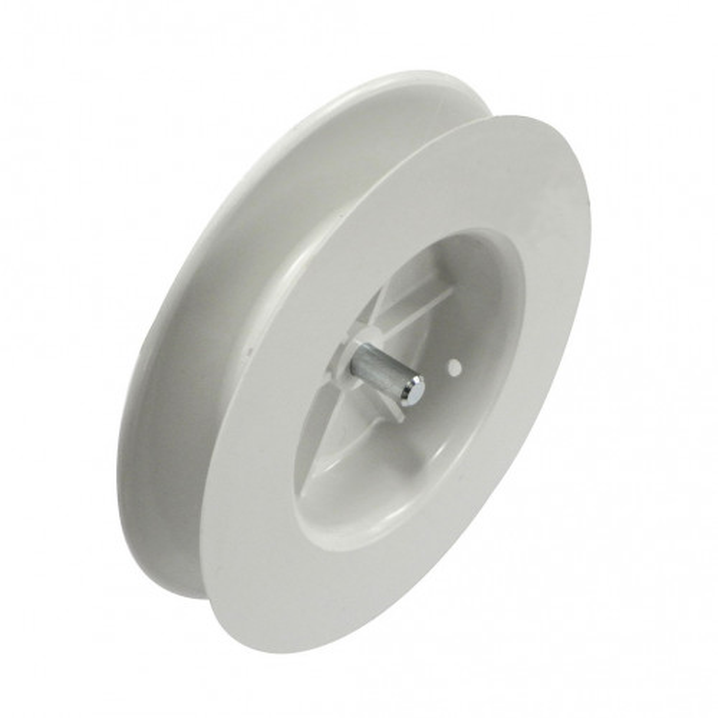 poulie pour sangle 130 mm et tube octogonal 40 mm. Black Bedroom Furniture Sets. Home Design Ideas