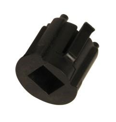 Moyeu d'adaptation sortie carré 10 mm DEPT1050-C10