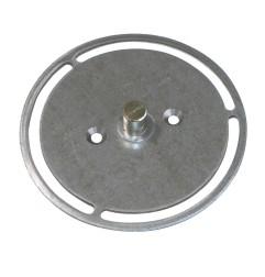 Support de bride avec pivot Ø 12 mm DEPT1061/G00