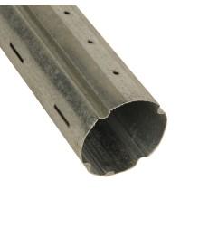 Tube acier galvanisé ZF45 (1 mètre)