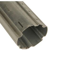 Tube acier galvanisé ZF64 (1 métre)